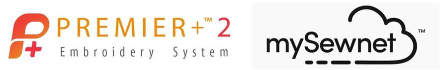 Logiciel Broderie Machine Premier+2 et mySewnet